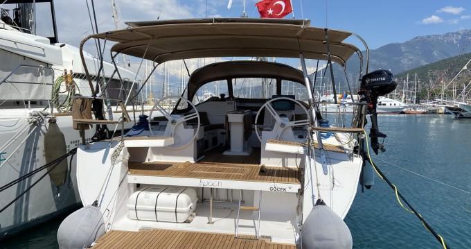 Verhuur Zeilboot in Fethiye - Elan Elan Impression 50 - 4 cab.