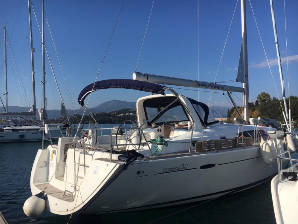 Verhuur Zeilboot in  - Bénéteau Oceanis 50 Family