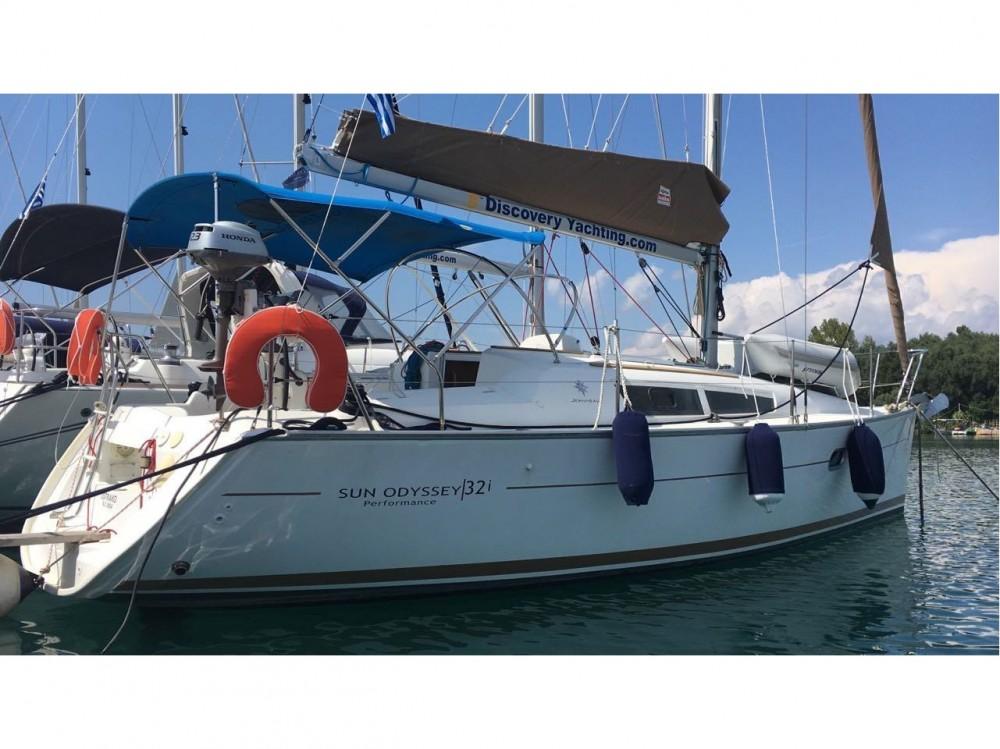 Jachthuur in Kontokali - Jeanneau Sun Odyssey 32i via SamBoat