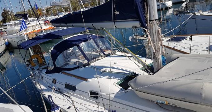 Verhuur Zeilboot in Skiathos - Bénéteau Oceanis 343