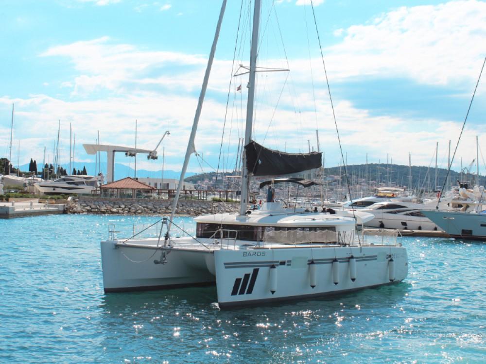 Lagoon Lagoon 450 Fly te huur van particulier of professional in Seget Donji