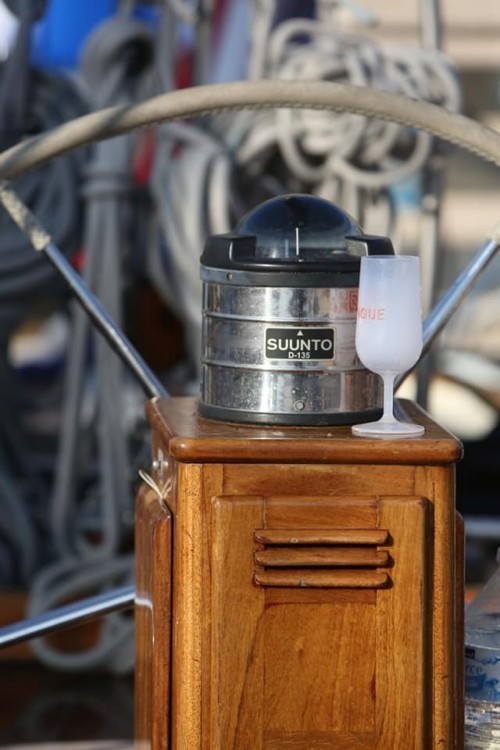 Verhuur Zeilboot Sloop Marconi Classique met vaarbewijs