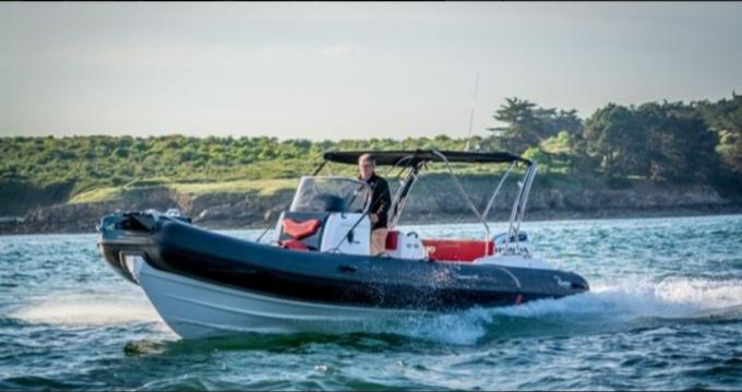 Bootverhuur Ranieri Cayman 26 Sport Touring in Arzon via SamBoat
