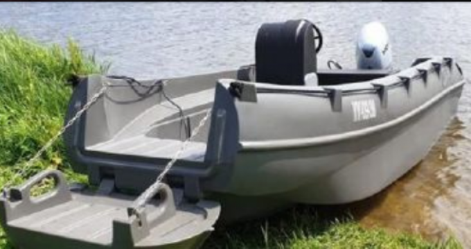Verhuur Motorboot in Arzon - Whaly whaly 455