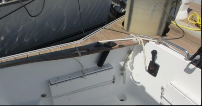 Bootverhuur Jeanneau Merry Fisher 805 in Arzon via SamBoat