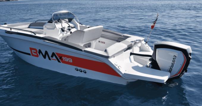 Huur Motorboot met of zonder schipper BMA in Mahón