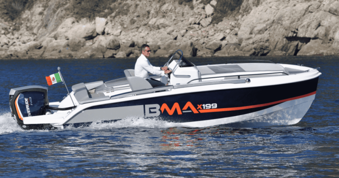 Bootverhuur BMA BMA X199 in Mahón via SamBoat
