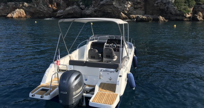 Jachthuur in Antibes - Jeanneau Cap Camarat 6.5 WA Serie 3 via SamBoat