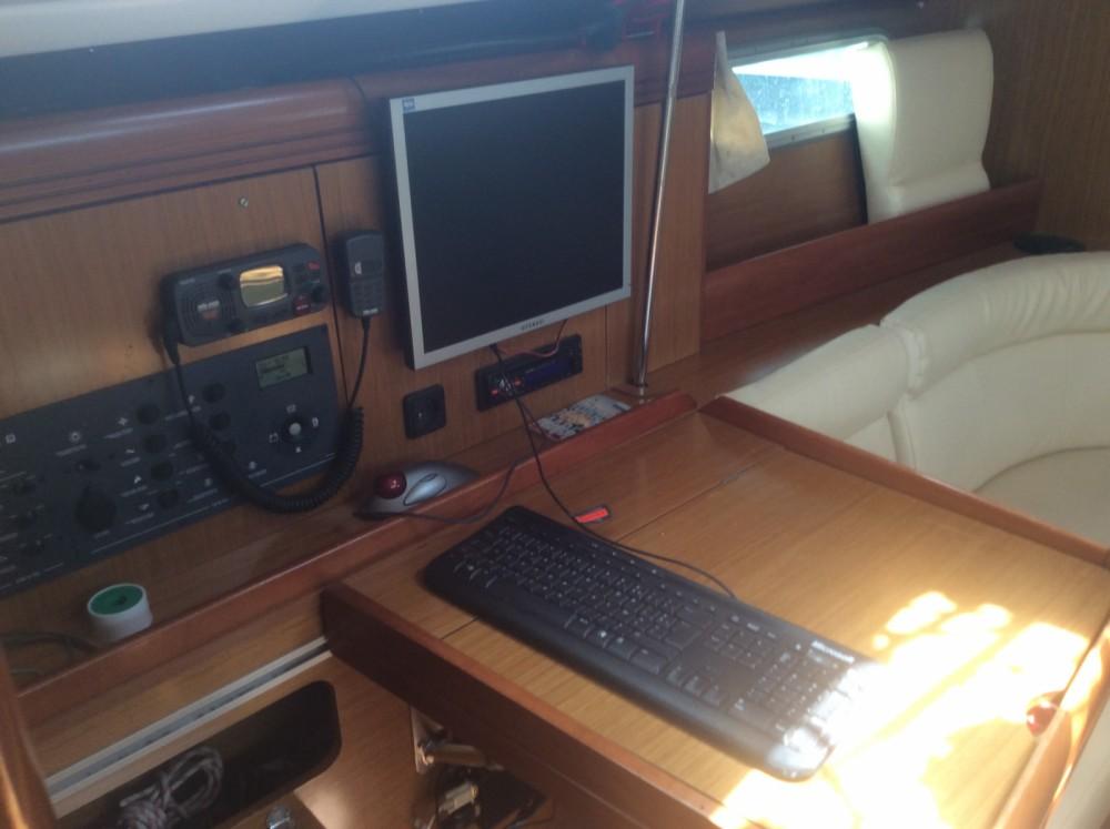Verhuur Zeilboot in La Trinité-sur-Mer - Jeanneau Sun Odyssey 36i Performance