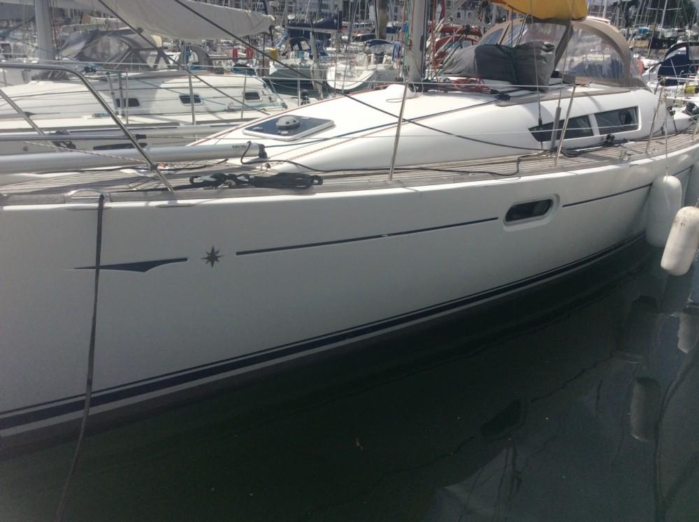 Bootverhuur La Trinité-sur-Mer goedkoop Sun Odyssey 36i Performance