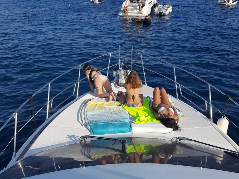 Verhuur Jacht in Alicante - Doqueve 43