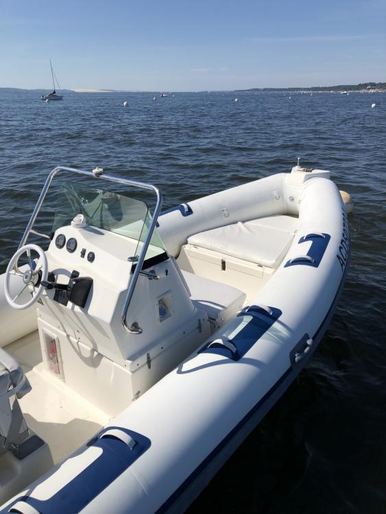 Huur Motorboot met of zonder schipper Northstar in Lège-Cap-Ferret