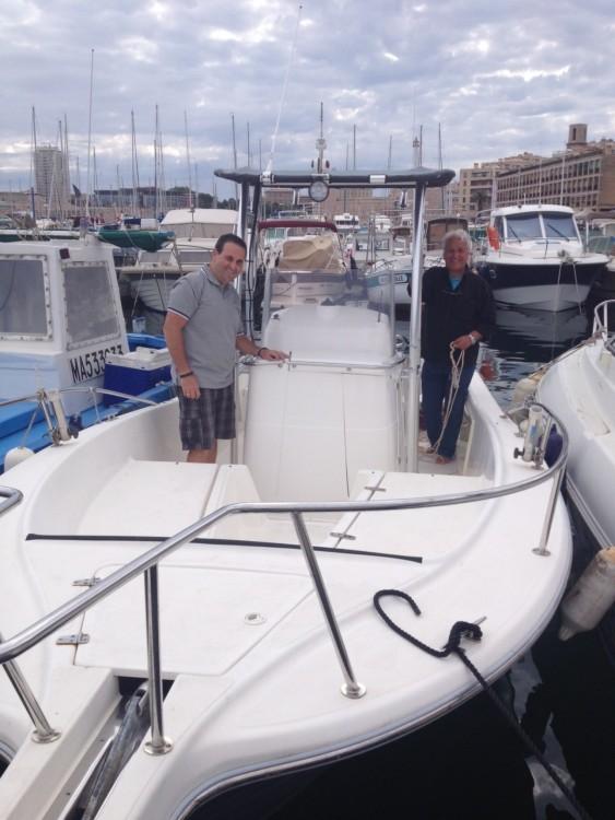 Verhuur Motorboot Kelt met vaarbewijs