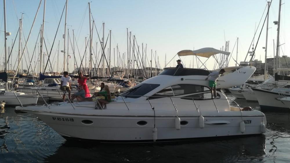Motorboot te huur in Alicante voor de beste prijs