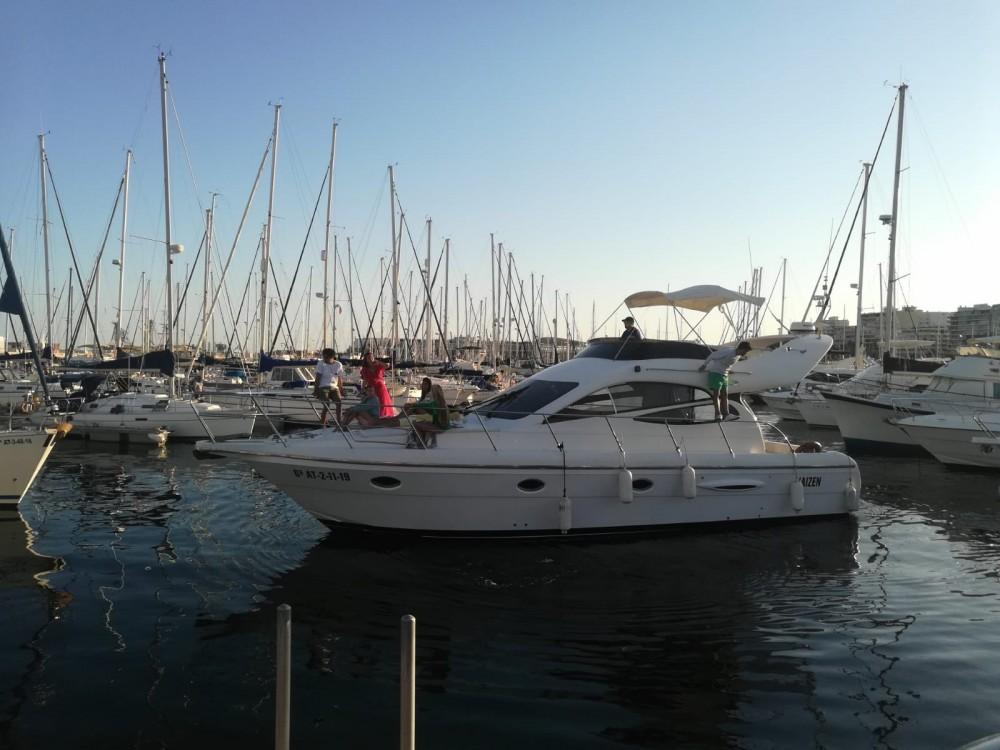 Verhuur Motorboot in Alicante - Doqueve Majestic 420