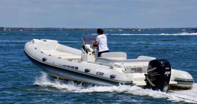 Huur Rubberboot met of zonder schipper Bsc in Lège-Cap-Ferret