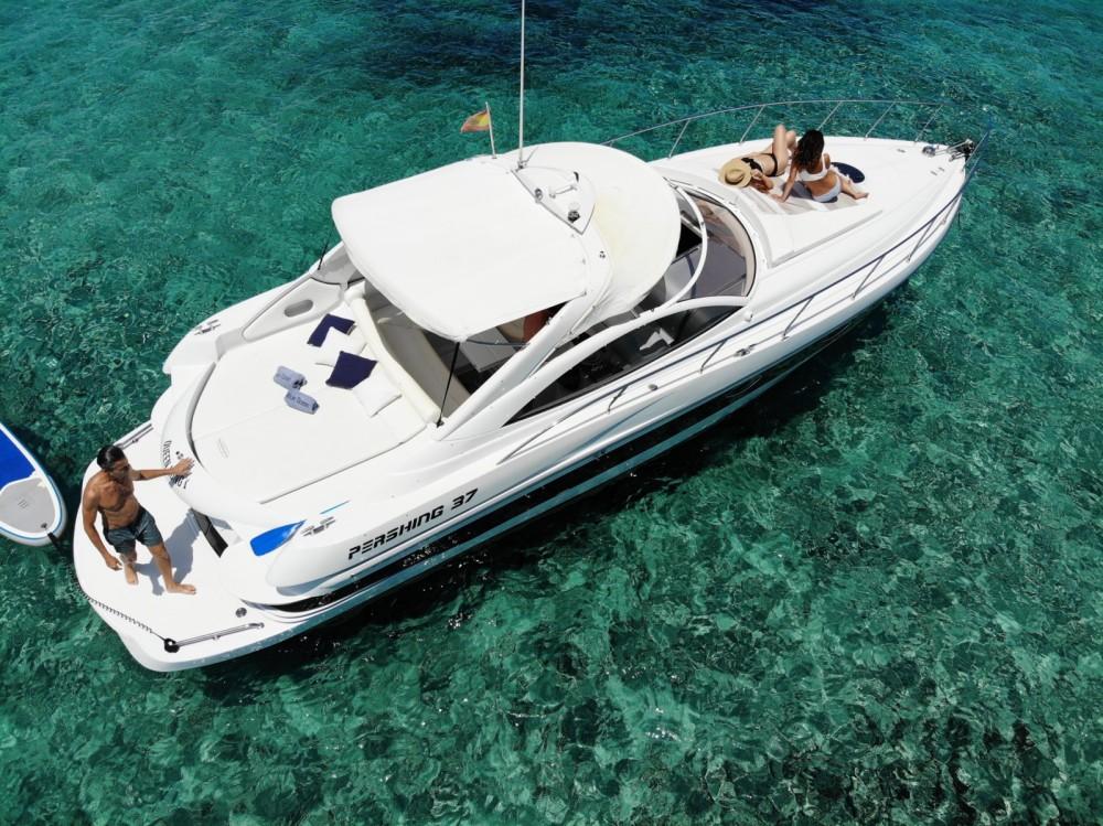Bootverhuur Pershing Pershing 37 in Balearen via SamBoat