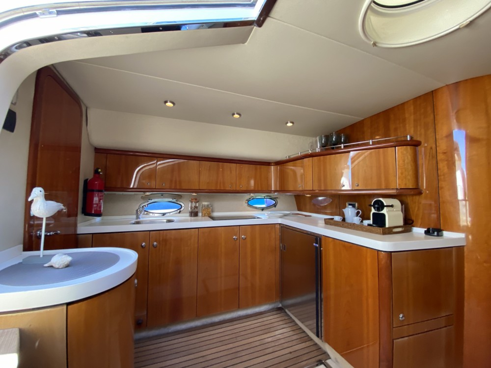 Bootverhuur Sunseeker Camargue 44 in Balearen via SamBoat