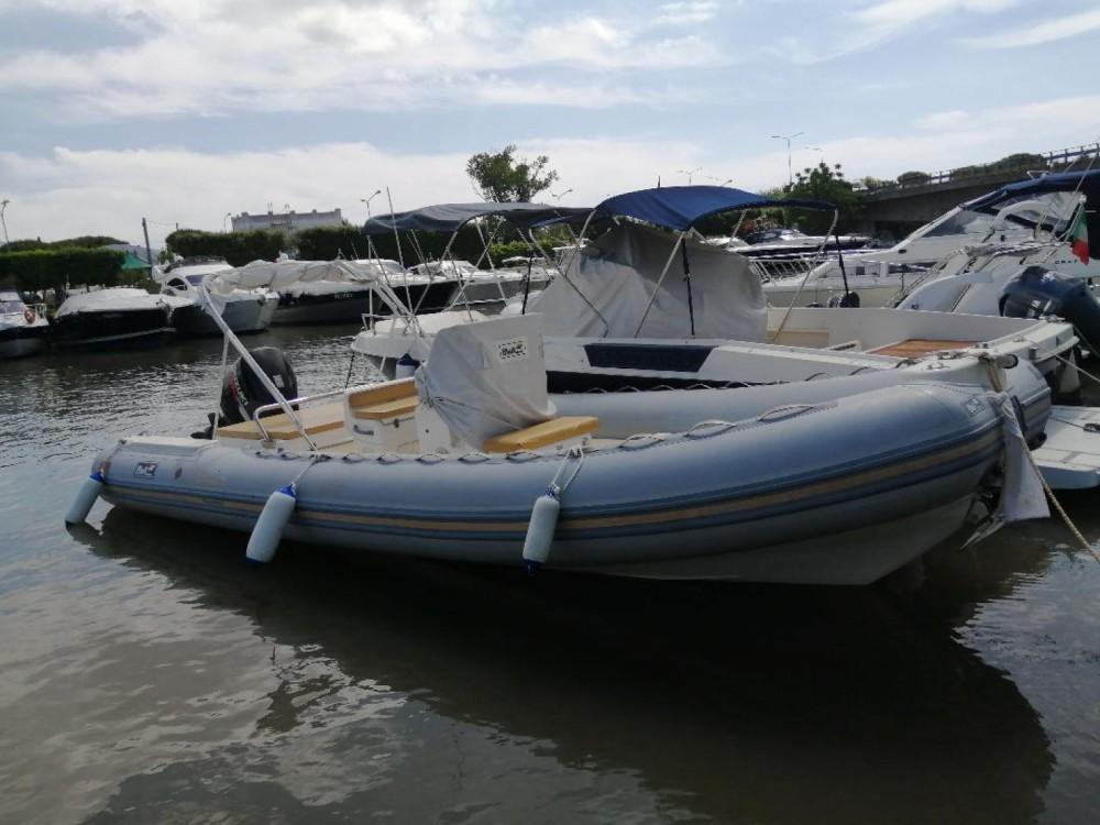 Verhuur Rubberboot in Terracina - Bwa Seven Fifty