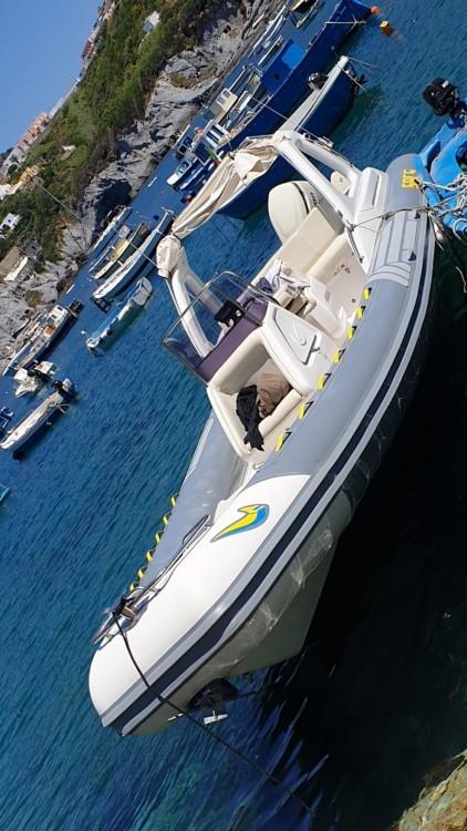 Huur Rubberboot met of zonder schipper Bwa in Terracina