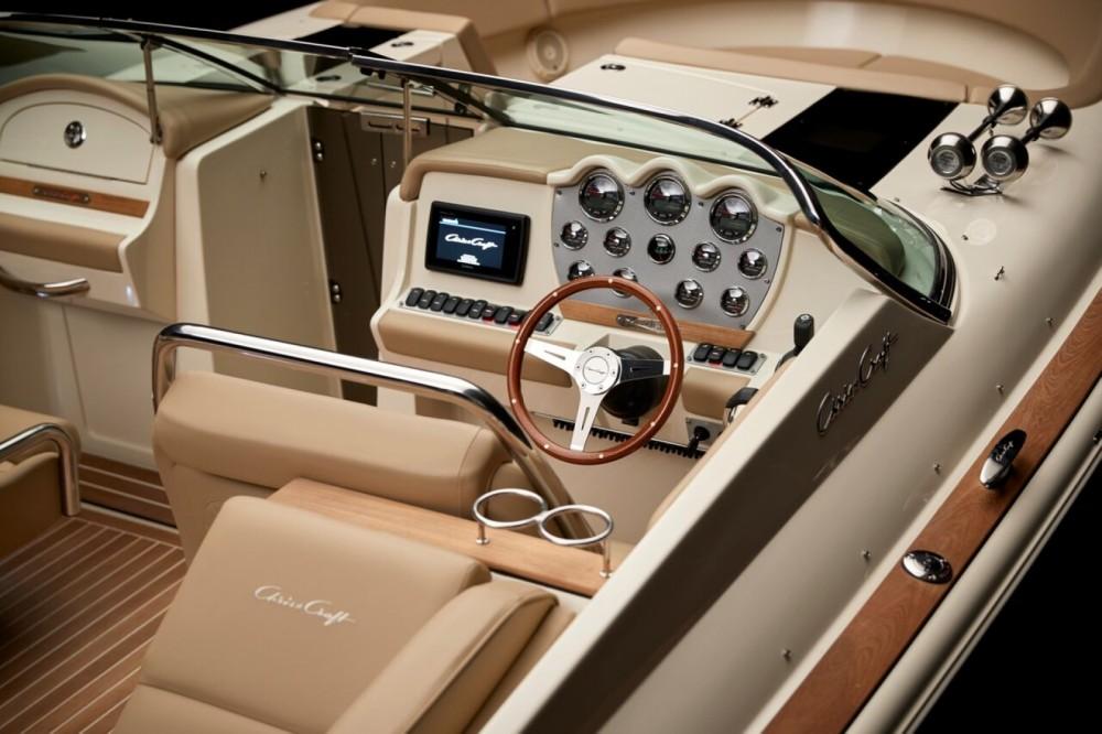 Verhuur Motorboot in Balearen - Chris Craft 32