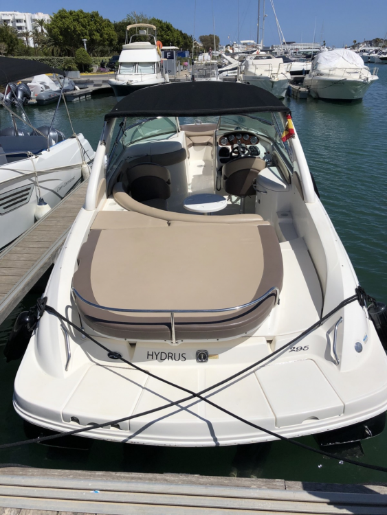 Sea Ray Sea Ray 295 Bow Rider te huur van particulier of professional in Balearen