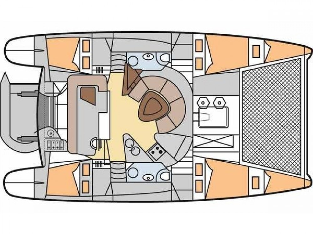 Catamaran te huur in Krk voor de beste prijs