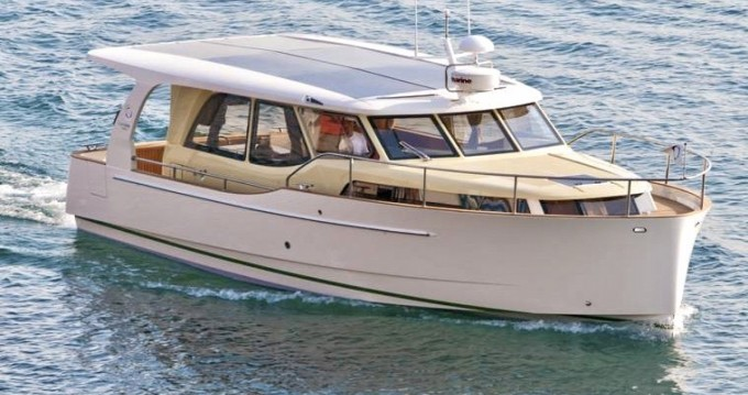Verhuur Woonboot Greenline met vaarbewijs