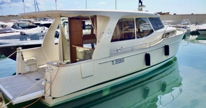 Verhuur Woonboot in Palma de Mallorca - Greenline Greenline 33