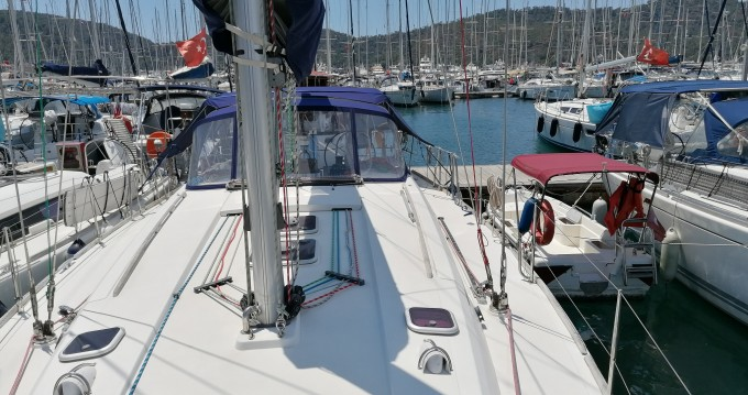 Dufour Dufour 445 GL te huur van particulier of professional in Fethiye