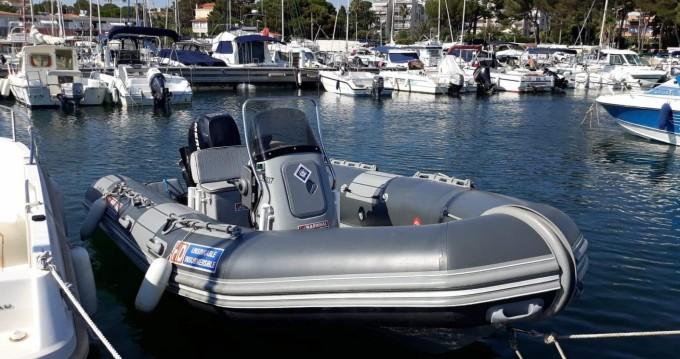 Bootverhuur Narwhal Narwhal 480 in Saint-Raphaël via SamBoat