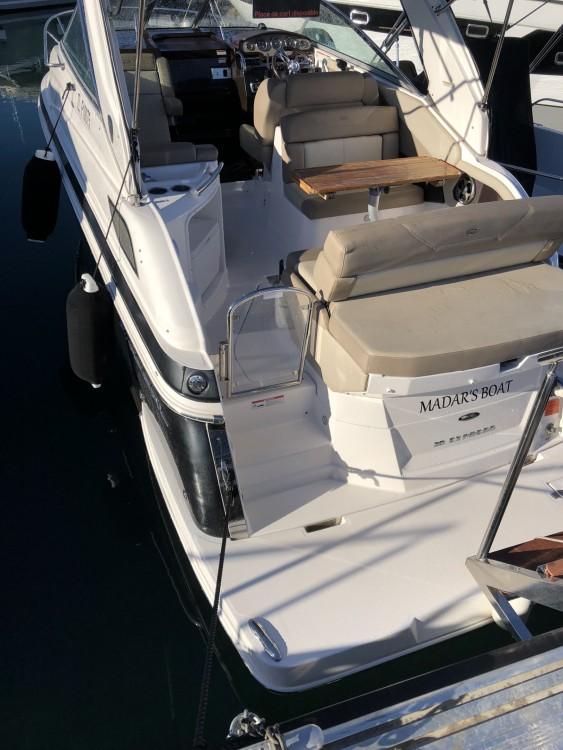 Verhuur Motorboot in Mandelieu-la-Napoule - Régal Regal 28 Express