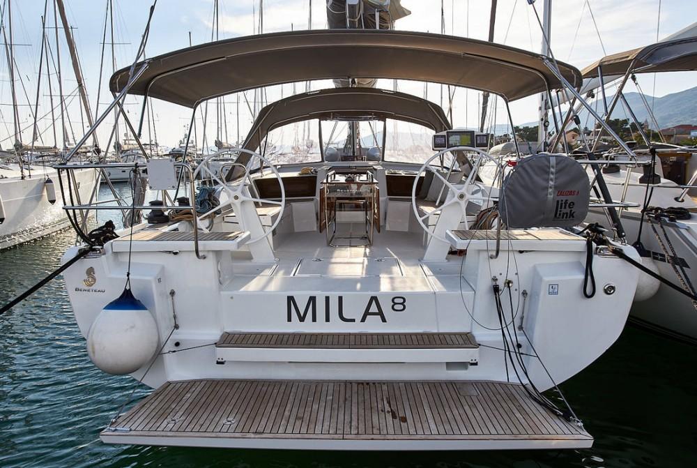 Bootverhuur Bénéteau Oceanis 461 in Kroatië via SamBoat