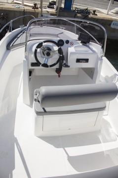 Verhuur Motorboot AM Yacht met vaarbewijs