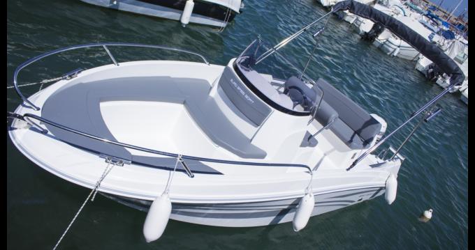 AM Yacht 500 Open te huur van particulier of professional in Benalmádena
