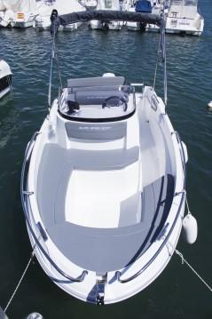 Verhuur Motorboot in Benalmádena - AM Yacht 500 Open