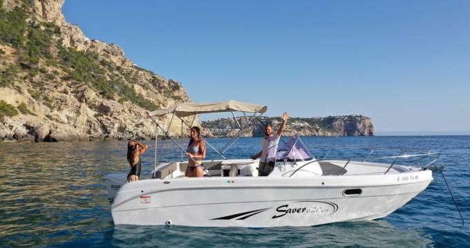 Motorboot te huur in Port d'Andratx voor de beste prijs