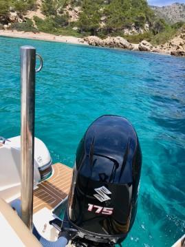 Jachthuur in Port d'Andratx - Capelli Tempest 700 via SamBoat