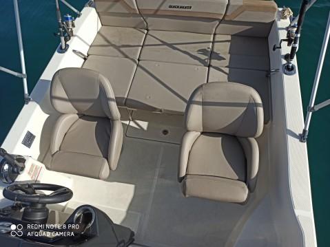 Bootverhuur Benalmádena goedkoop Activ 505 Cabin