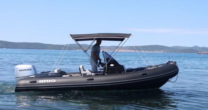 Jachthuur in Zadar - Brig Eagle 6 via SamBoat