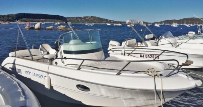 Sessa Marine Key Largo 22 te huur van particulier of professional in Saint-Raphaël