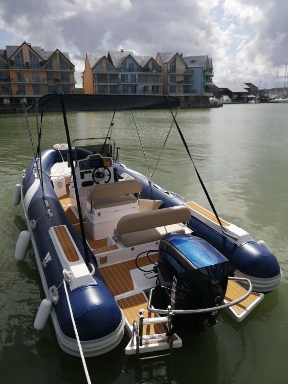 Jachthuur in Deauville - Tiger Proline 620 via SamBoat