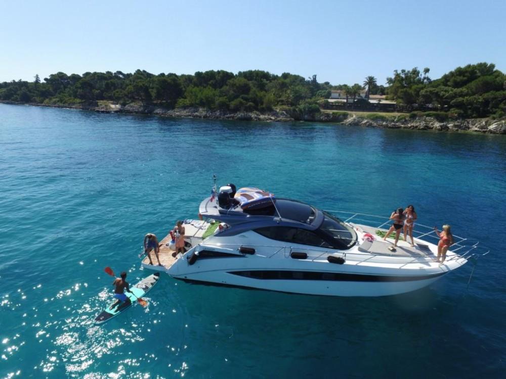 Huur Motorboot met of zonder schipper Galeon in Mandelieu-la-Napoule