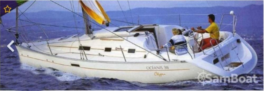 Bootverhuur Arzon goedkoop Oceanis 311 DL