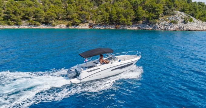 Huur Motorboot met of zonder schipper Karnic in Split