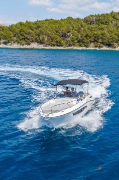Bootverhuur Karnic 652 in Split via SamBoat