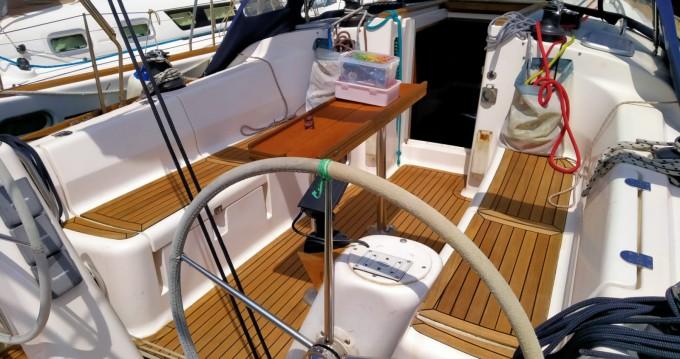 Huur Zeilboot met of zonder schipper Salona in Fiumicino
