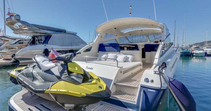 Huur Motorboot met of zonder schipper Baia in Cannes
