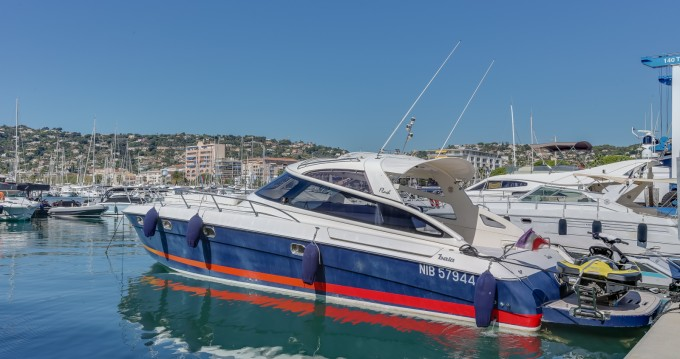 Verhuur Motorboot in Cannes - Baia Flash 48