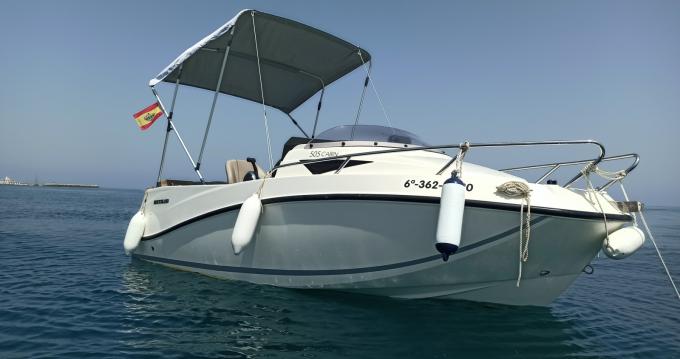 Motorboot te huur in Benalmádena voor de beste prijs